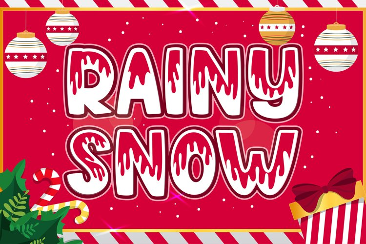 Rainy Snow example image 1