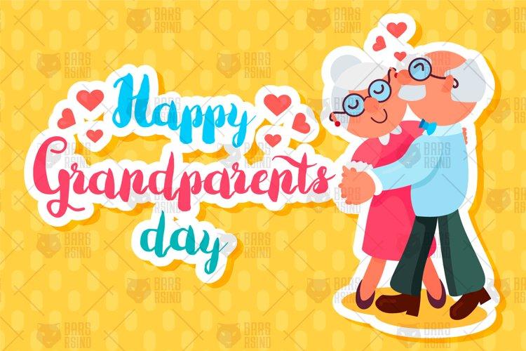 Happy Grandparents Day example image 1