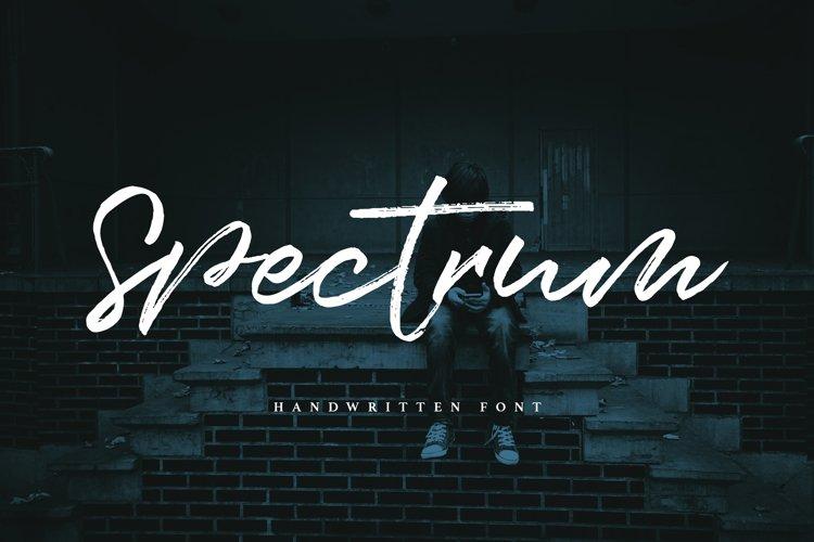 Spectrum Script example image 1