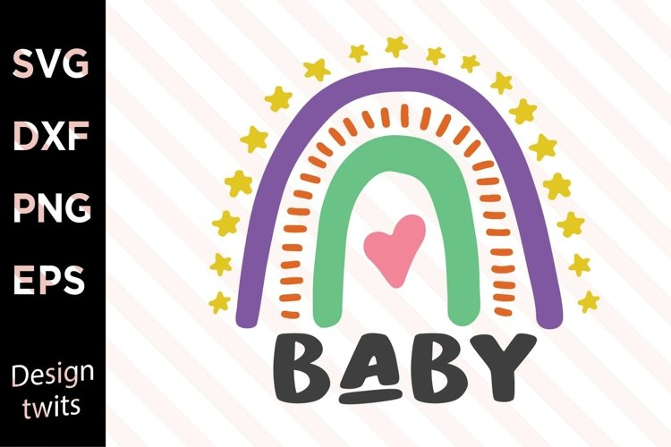 Baby SVG example image 1