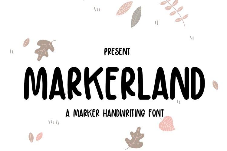 Markerland example image 1