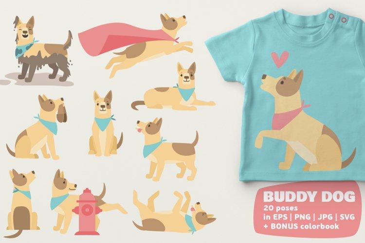 Dog Bundle - Free Design of The Week Font