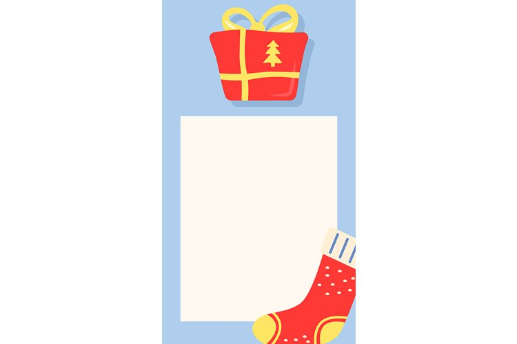 Festive holiday greeting social media simple story template example image 1