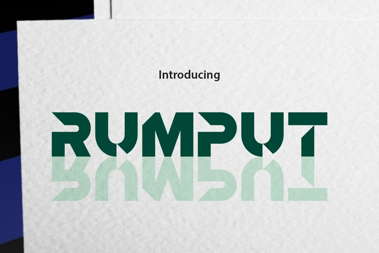 RUMPUT example image 1