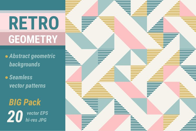 RETRO geometry pack