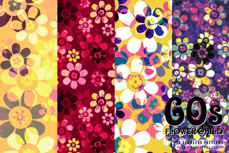 60s Flower Child