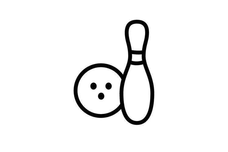bowling symbol example image 1