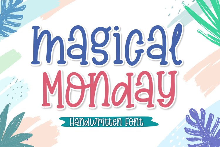 Magical Monday example image 1