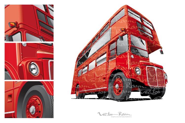 London Double-decker Bus example image 1