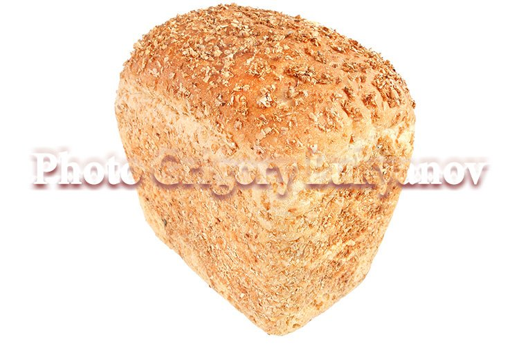 Stock Photo - Bread on a isolated example image 1