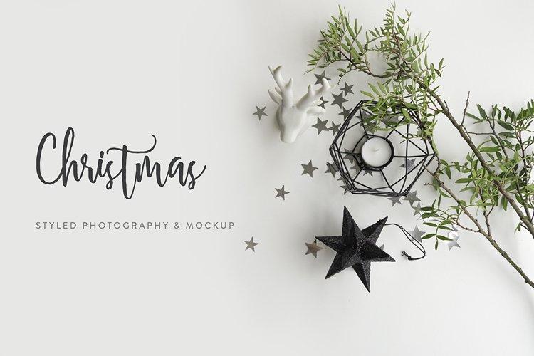 Christmas Styled Photo&Mockup #02