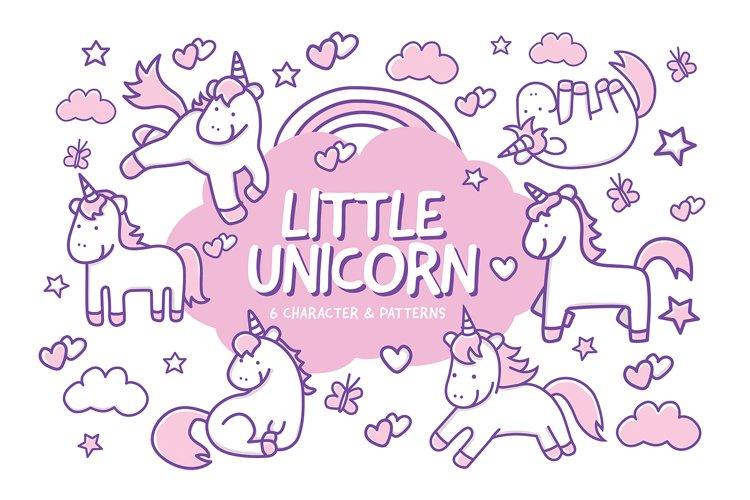 Character Little Unicorn