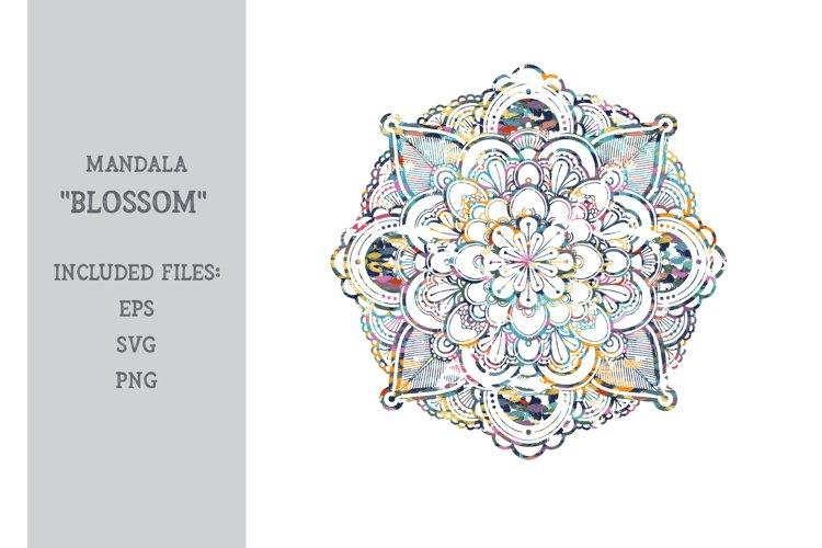 Mandala - Blossom