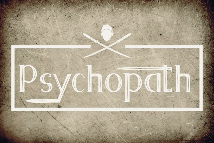 Psychopath example image 1