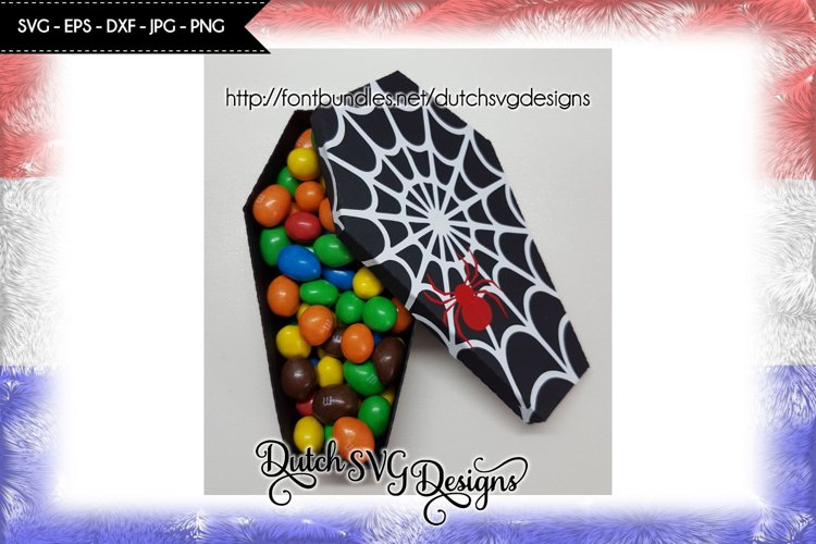 Halloween coffin cut file, halloween svg, svg file halloween
