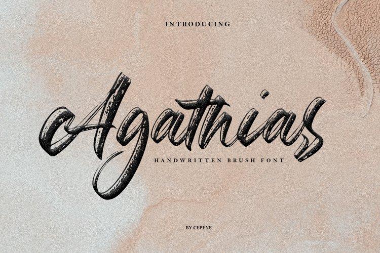 Agathias example image 1