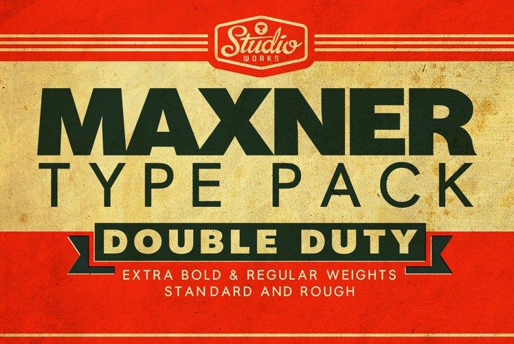 Maxner Type Pack