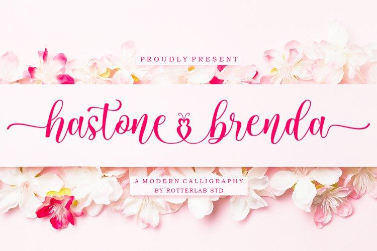 hastone brenda example image 1