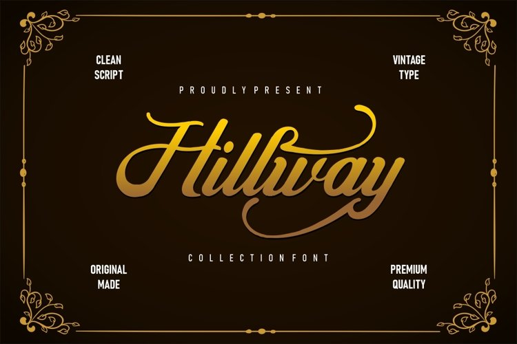 Hillway example image 1
