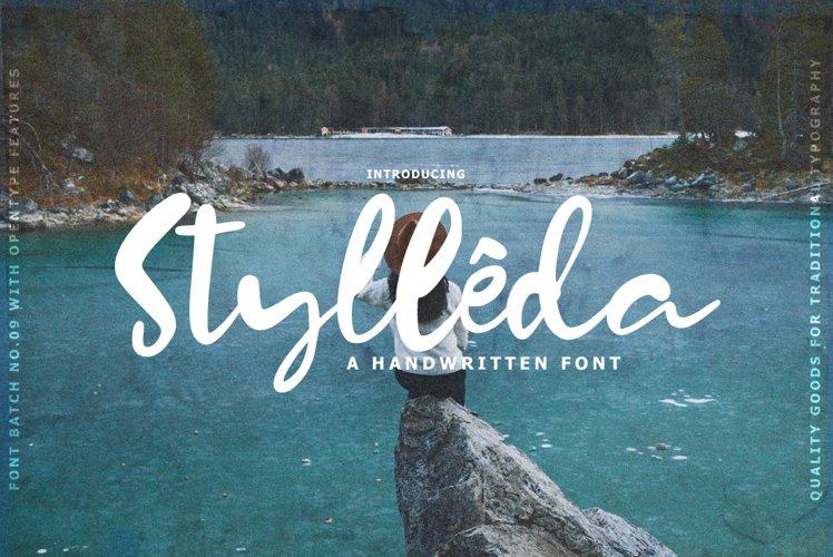 Stylleda Brush example image 1