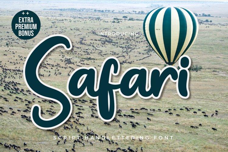 Safari example image 1