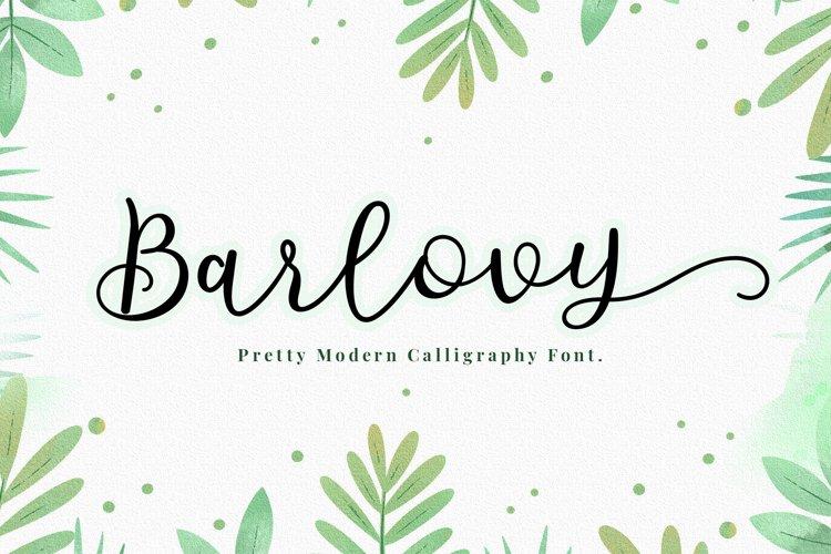 Barlovy example image 1