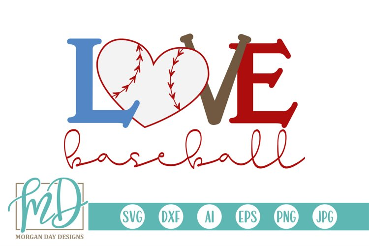 Download Baseball Mom Baseball Heart Baseball Love Svg 445234 Cut Files Design Bundles
