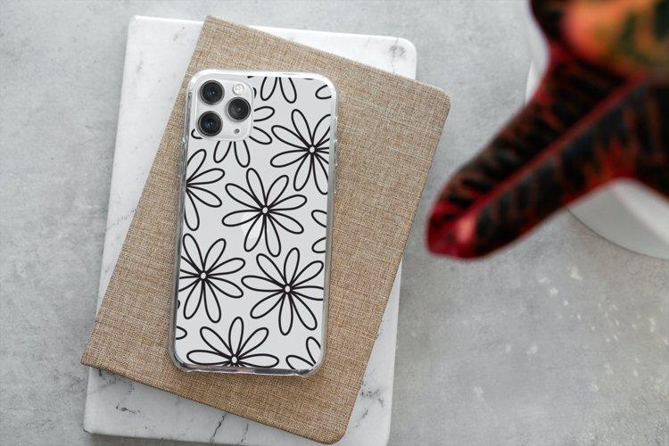 iPhone Case SVG Design Bundle, iPhone 12 Pro Template SVG example 7
