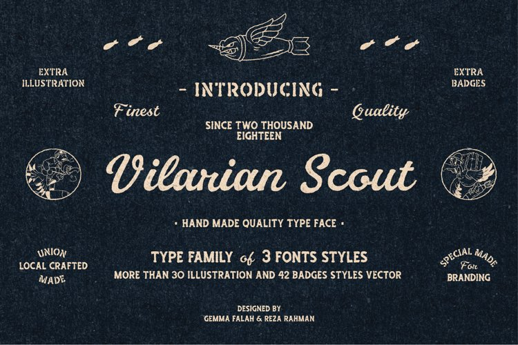 VIlarian Scout example image 1