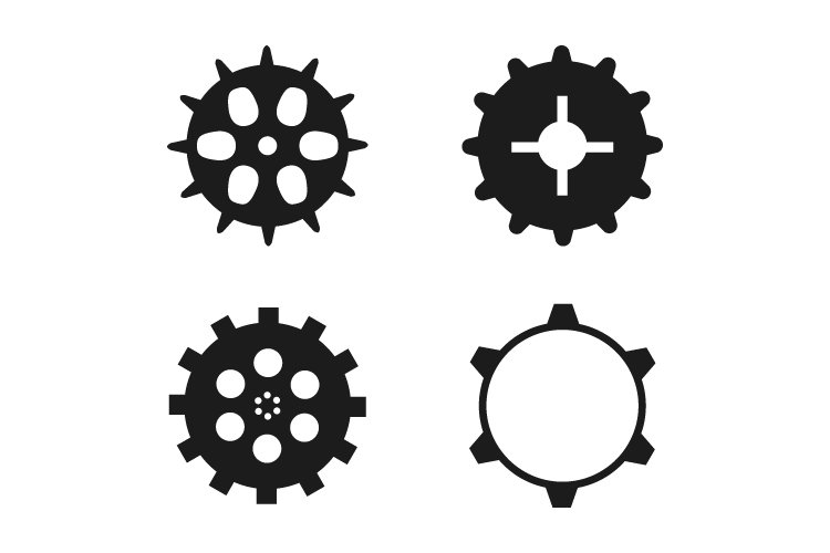 Gear set example image 1