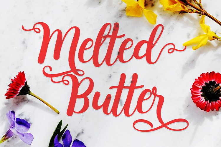 Melted Butter example image 1