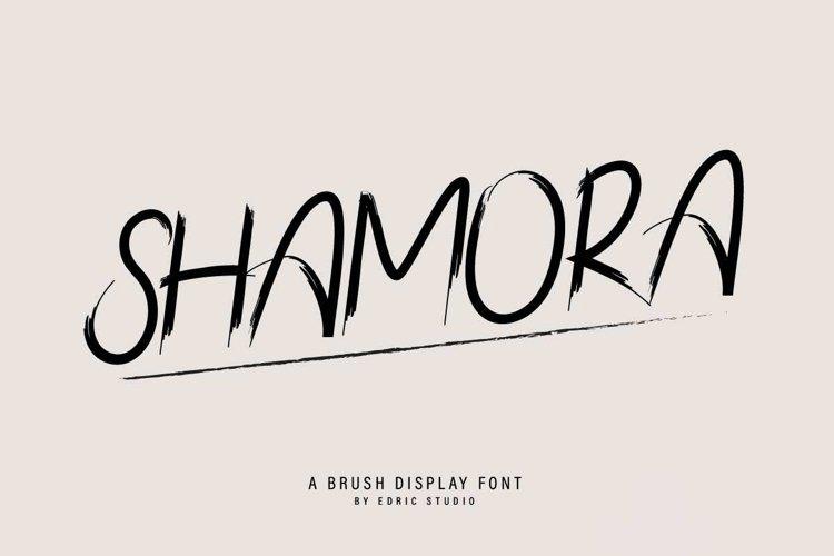 Shamora example image 1
