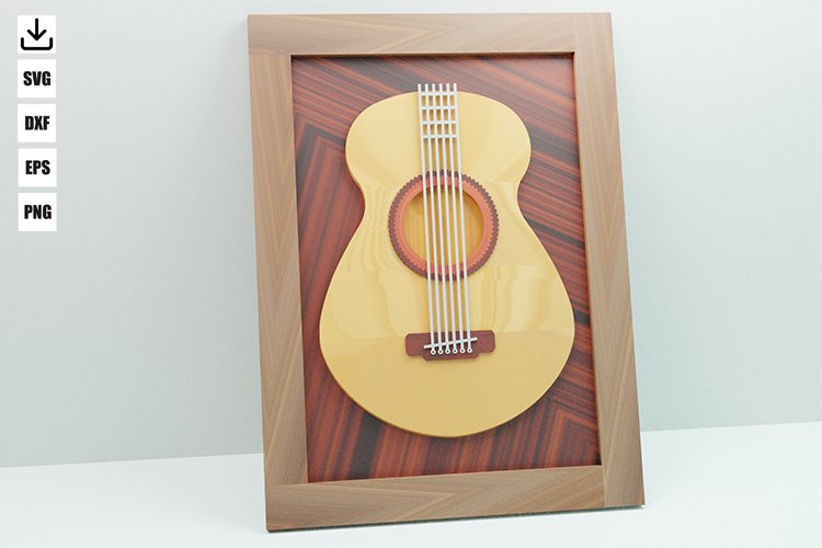 guitar svg example image 1