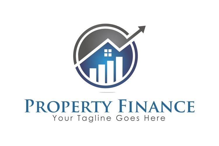 Properties Finance Logo example image 1