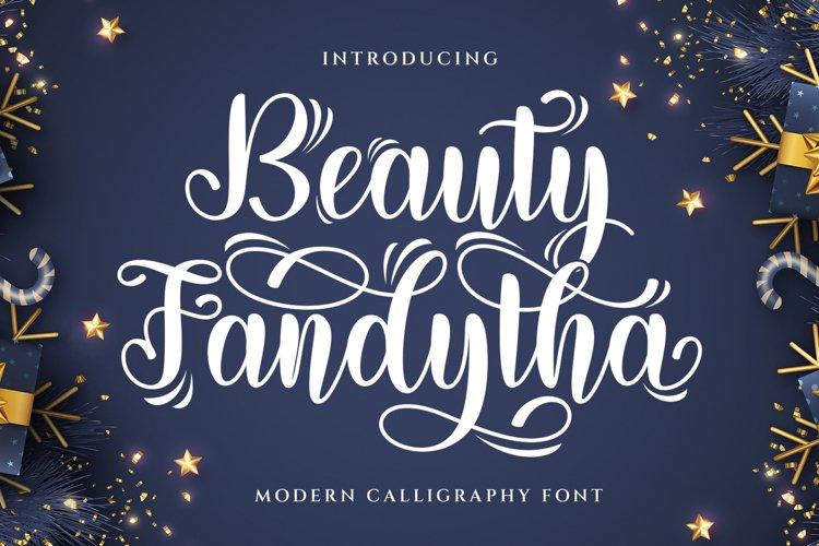 Beauty Fandytha example image 1