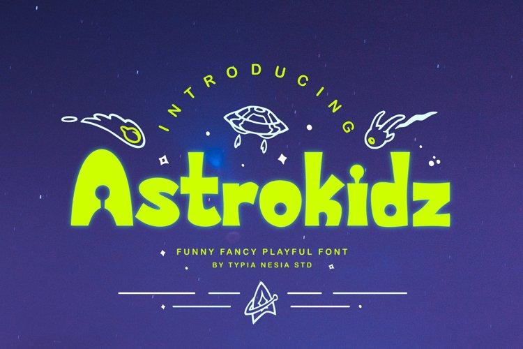 Astrokidz example image 1