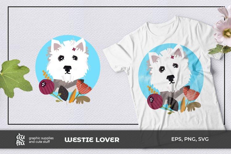 Westie Dog Lover