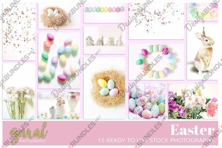 Easter Bundle, 15 High Quality Stock Photos