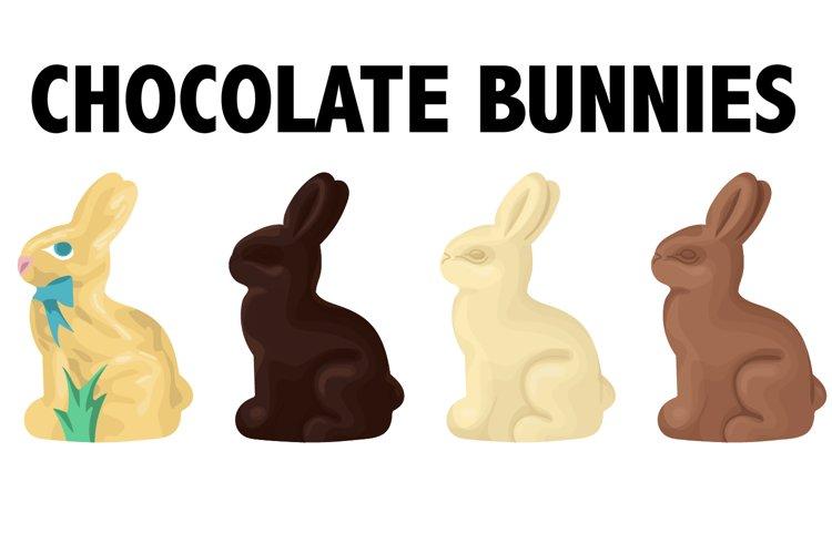 Chocolate Bunnies example image 1