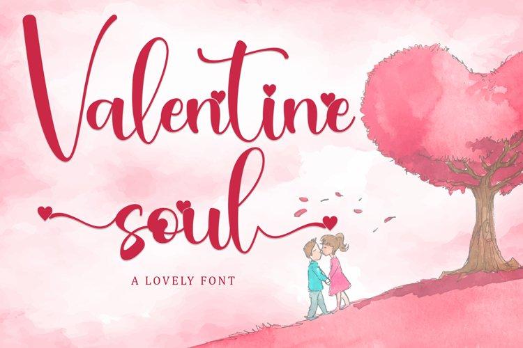 Valentine Soul example image 1