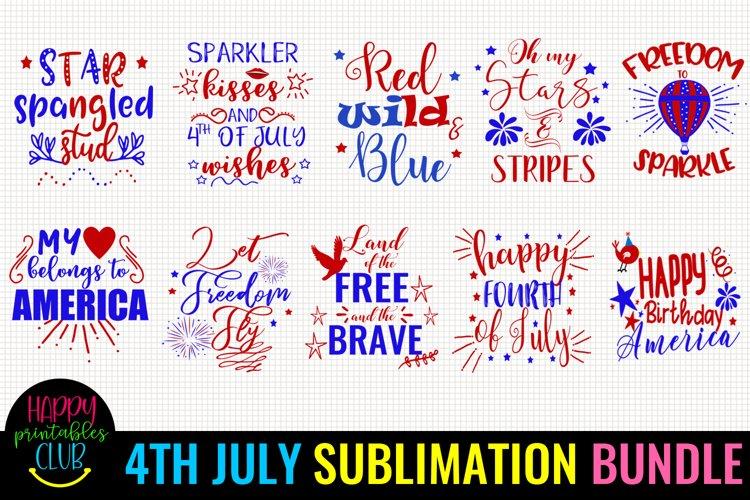4th July Sublimation Bundle - July 4th Sublimation Bundle