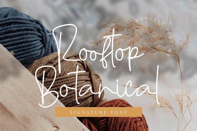 Rooftop Botanical example image 1