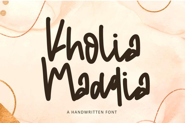 Kholia Maddia example image 1