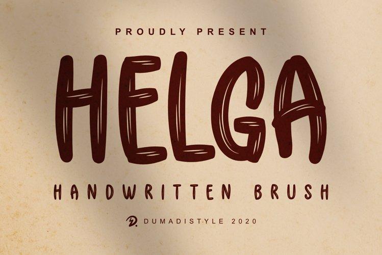Helga Brush example image 1