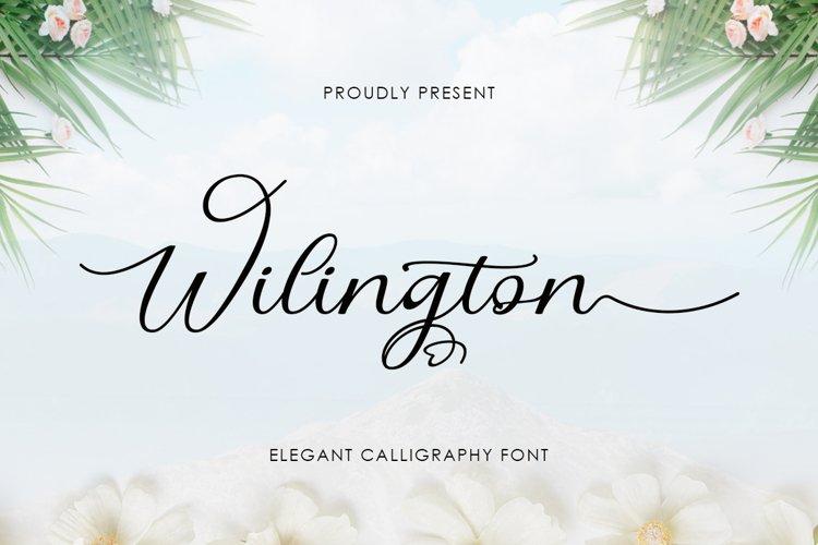 Wilington example image 1