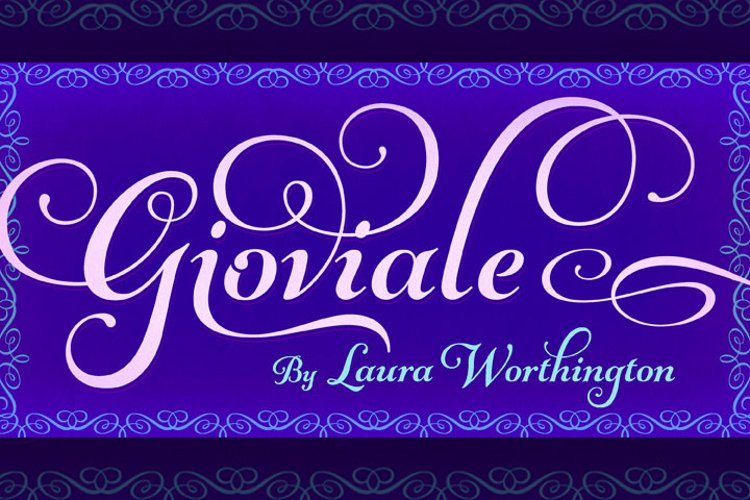 Gioviale Family example image 1