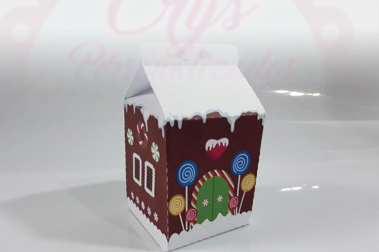 christmas candy house