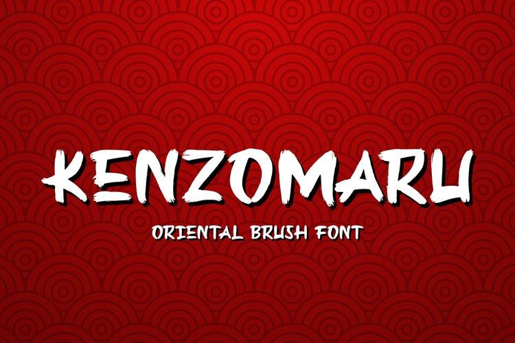 Kenzomaru example image 1