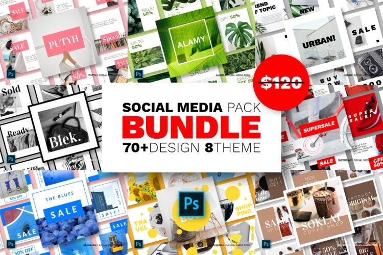 Social Media Bundle - Vol.02 example image 1