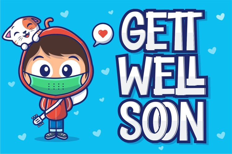 Gett Well Soon example image 1